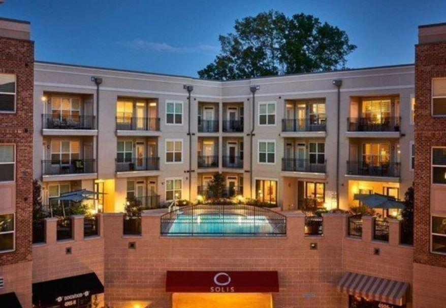 resort style living rent apartments no credit check